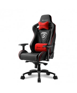 Sharkoon SGS4 - Rosso